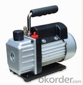 Double-Stage Efficient Rotary Vacuum Pump