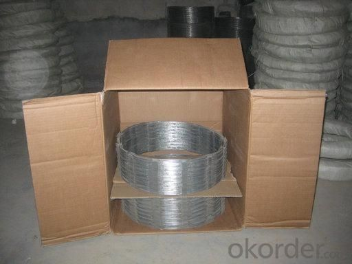 GalvanizedRazor Barbed  Wire