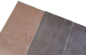 High silica fiberglass casting filter