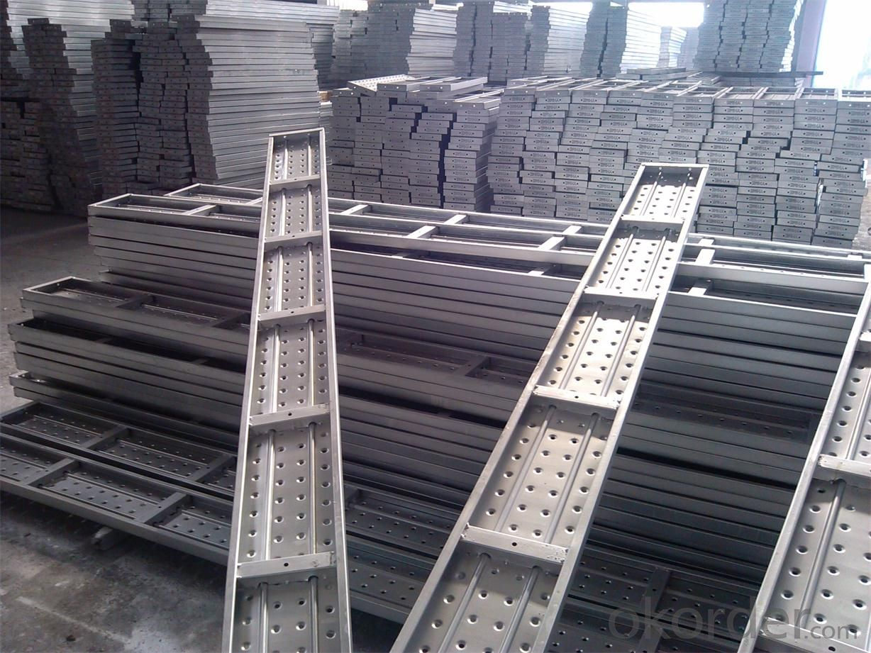 Hot Dip Galvanized Steel Pedals