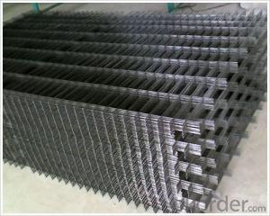 High Quality Galvanized Electric Welded Mesh Panel