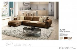 Leather sofa model-1