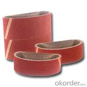 SILICON CARBIDE ABRASIVE SCREEN BELT