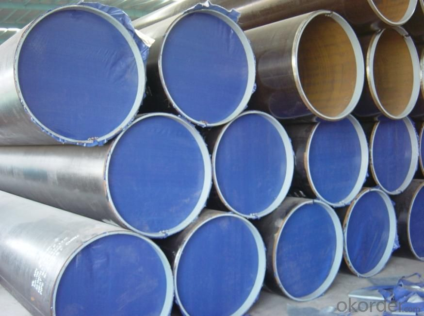 X56 LSAW STEEL PIPE