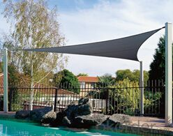 Garden Amusement Sun Shade Sail
