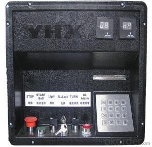 YHX Building Hoist SC150