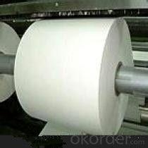 WHITE SELF ADHESIVE KRAFT PAPER GUMMED TAPE