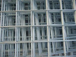 Galvanized Electric Welded Mesh Panel