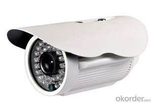 CMOS Infrared 36IR LED Bullet CCTV Camera