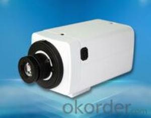 IR-cut Plastic CCTV Cameras