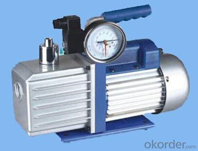 High Performance Rotary Vane Vacuum Pump