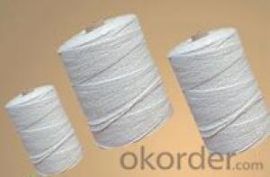Fire Resistant Ceramic Fiber Yarn