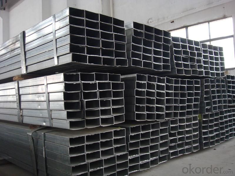 Rectangular Hollow Section Pipe 5.8 meter