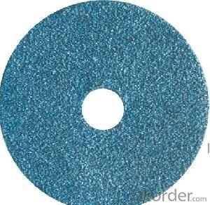 ALUMINUM OXIDE ABRASIVE DISC P60-P400