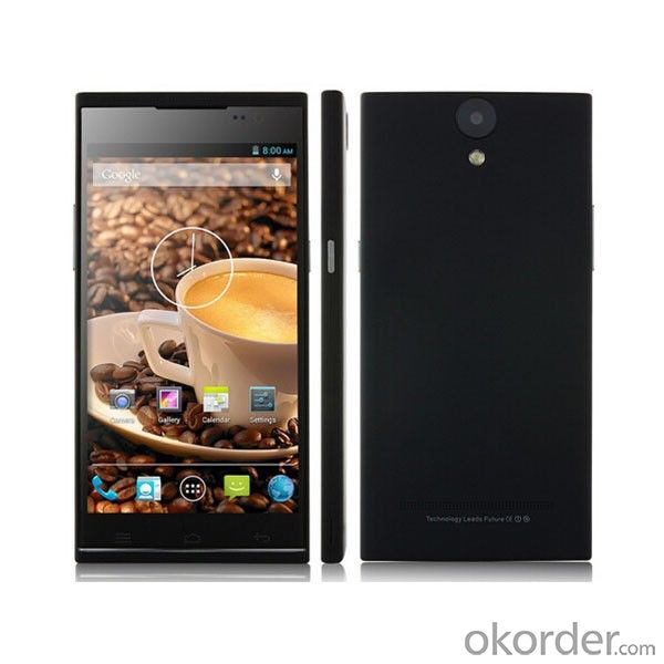 Cheapest 5 inch Smartphone Android Quad core Smartphone