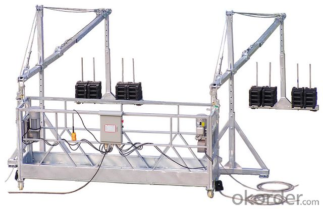 Suspended Platform ZLP800 made in China