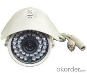 IR Bullet Camera Security Cctv Camera System