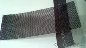 ALUMINUM OXIDE ABRASIVE SCREEN