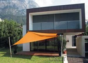Triangle Sun Shade Sail