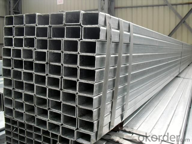 Rectangular Hollow Section Pipe 6 meter