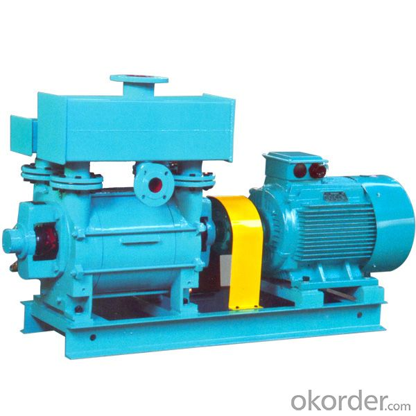 YL-2BEA shaft transmit water ring vacuum pump