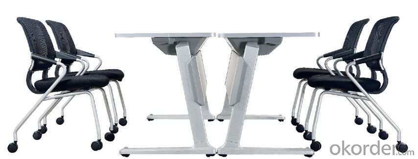 Modern Folded Black Office Chair CN04A22