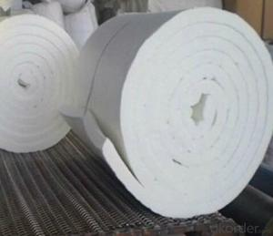 Ceramic Fiber For High Temperature Insulation