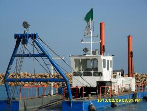 CSD-350 RM Cutter Suction Dredger