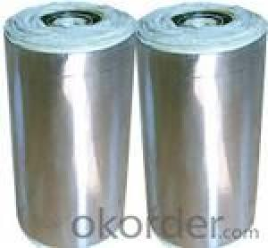 Aluminum foil for use lidding
