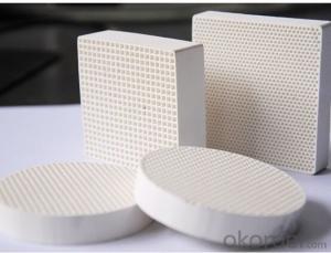 Extruded ceramic filter