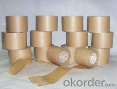 BROWN REINFORCED KRAFT PAPER TAPE