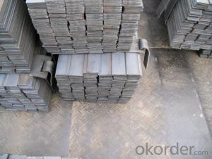 Hot Rolled Steel Flat Bars