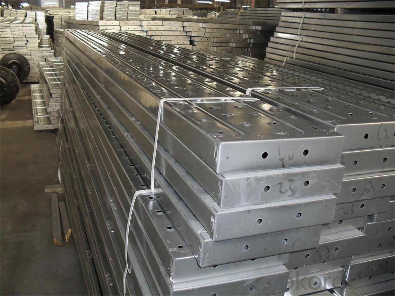 Hot Dip Galvanized Steel Pedals