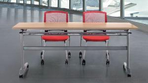 Modern Folded Black Office Chair CN04A11