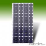 Módulo de Panel Solar con Salida Diferente de Energía