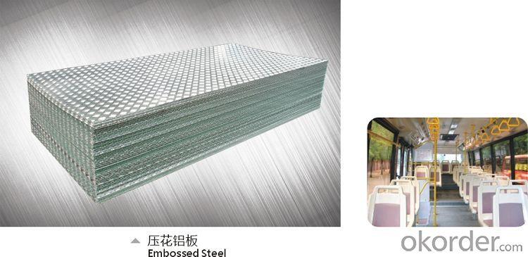 aluminum sheet corrugated use