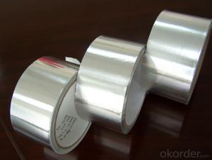 Aluminium Foil Tape with Acrylic Based Self Adhesive
