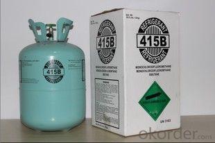 Blending Refrigerant R415b