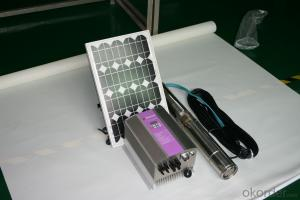 AC Solar Pumping Systems