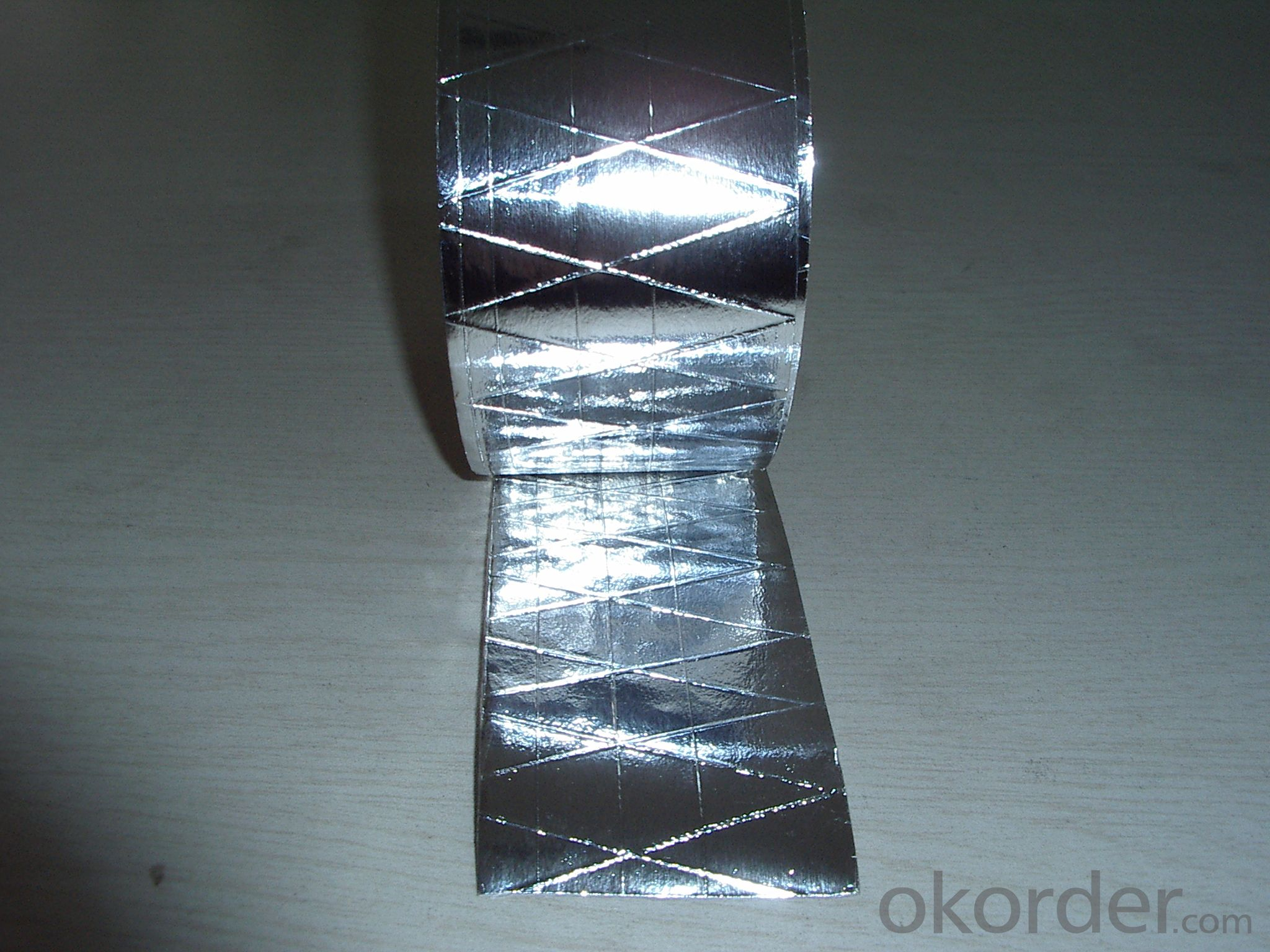 Self Adhesive Aluminium Foil Tape in Jumbo Roll
