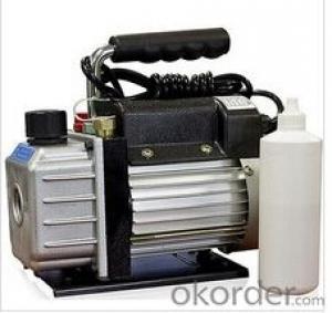 Single-Stage 3CFM Rotary Vane Deep Vacuum Pump 1/4HP