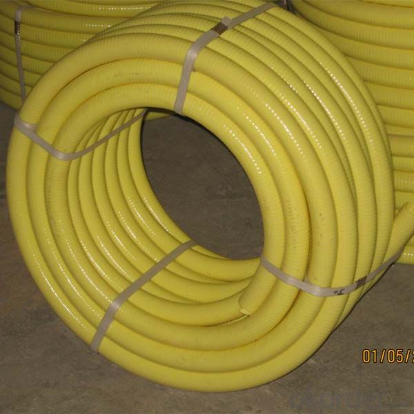 Colorful Pvc Suction Hose For Water Pump