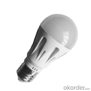 led lighting bulb 4w 6w 8w dimmable