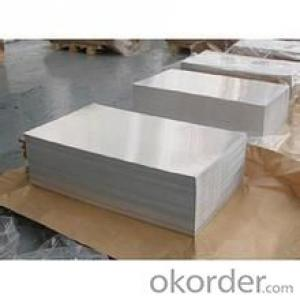 Aluminum sheet for someuse