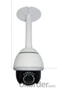 High Speed PTZ Analog CCTV Camera
