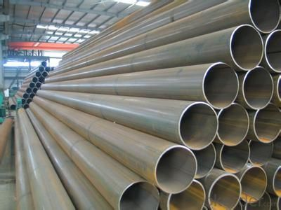 ASME API 5L High Quality ERW Welding Steel Pipe
