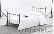 European Style Classical Metal Beds  MB-119
