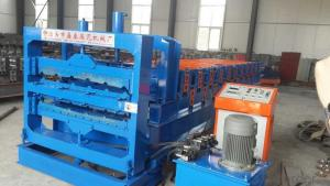 pressure tile machine840/900