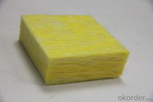Alu Foil faced Glass Wool Board for Wall Partion