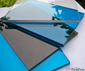 CMAX- Solid Polycarbonate Sheet Made of 100% Viring Bayer Material